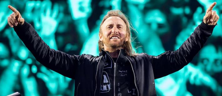 a photo of dj David Guetta