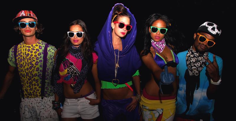 clubbing clothes